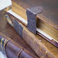 Historical books from the Brechin Collection