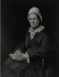 Mary Ann Baxter, founder of University College, 1881