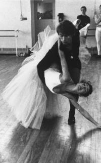Rudolph Nureyev and Margot Fonteyn
