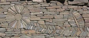 Image of drystone wall