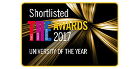 Dundee shortlisted as University of the Year in Times Higher Education Awards