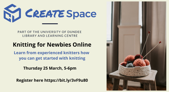 knitting for newbies event