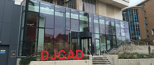 DJCAD Matthew Building