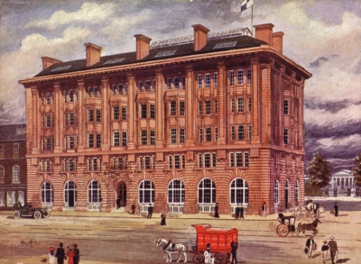 DC Thomson headquarters in Meadowside built in 1905