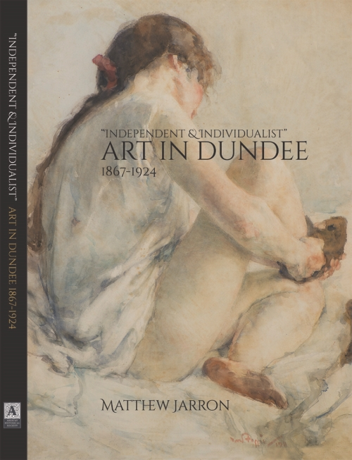 Art in Dundee book cover