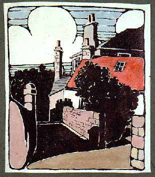 Broughty Ferry by W Gillies