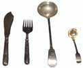 Silver Dining Implements from DRI
