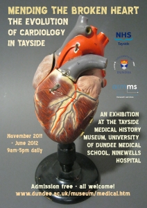 Cardiology exhibition poster