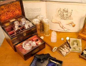 items from the medical collections