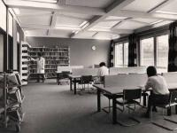 Medical School Library, 1974