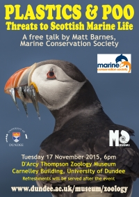 Poster for Matt Barnes talk