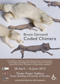 Coded Chimera poster