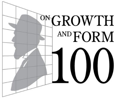 logo of On Growth and Form 100