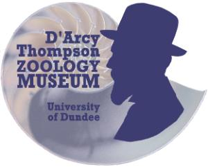 logo for the D'Arcy Thompson Zoology Museum