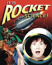Poster design for It Is Rocket Science