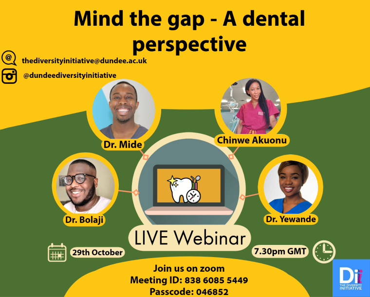Mind the Gap – A Dentistry Perspective