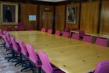 Photo of Crawford Boardroom 2.07
