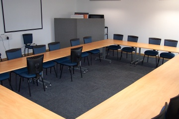 Photo of Main Library Fairlie Meeting Room
