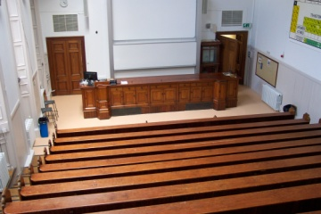 Carnelley Large Lecture Theatre