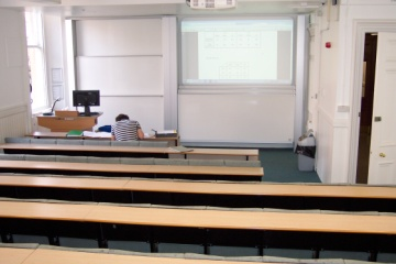 Photo of Carnelley Small Lecture Theatre
