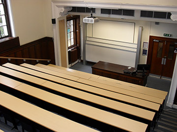Photo of Harris Lecture Theatre