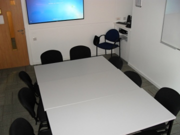 Lecture Room 2S01, NTB
