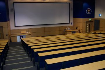 Photo of Tower D'Arcy Thompson Lecture Theatre