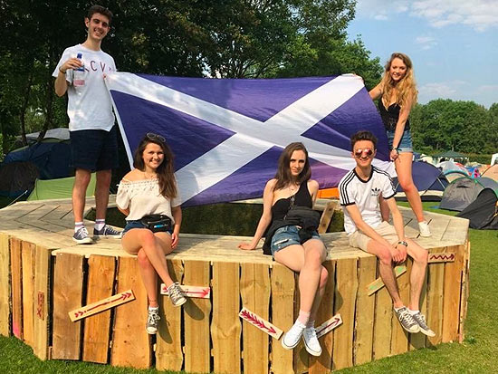 Information and opportunities for University of Dundee students to study abroad