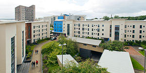 Accommodation at University of Dundee