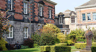 Geddes Quadrangle