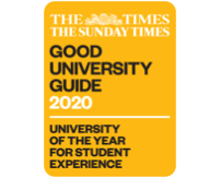 University of the Year for Student Experience