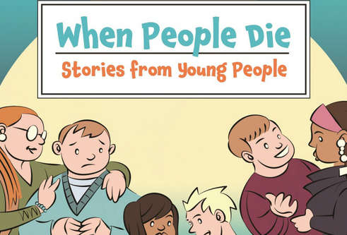 Thumbnail for story: Comic helps young people cope with grief