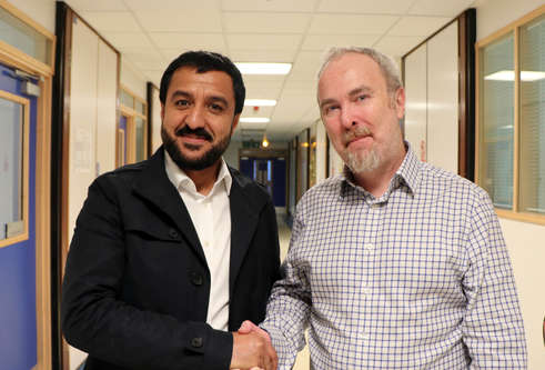 Thumbnail for story: Agreement sees Dundee's diabetes expertise exported to Afghanistan