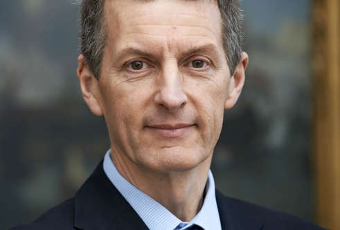 Thumbnail for story: Professor David Maguire appointed Interim Principal and Vice-Chancellor of the University of Dundee