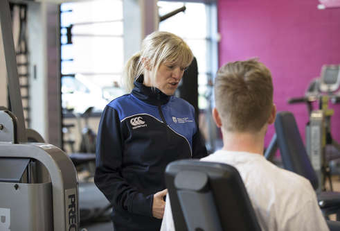Thumbnail for story: Exercise programme can help cancer patients return to work