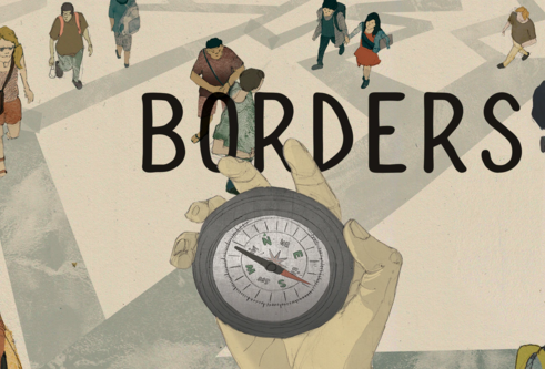 Borders illustration