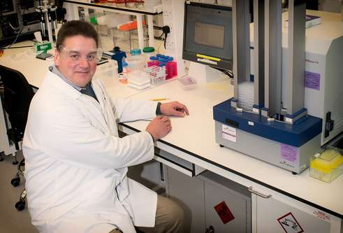 Thumbnail for story: Dundee expertise aids COVID-19 testing effort