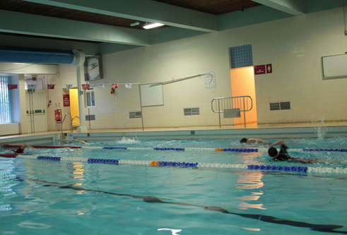 University of Dundee swimming pool at DUSA | The Union