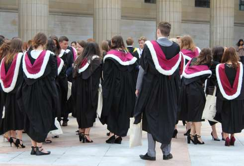 Thumbnail for story: Professional outcomes better for Dundee graduates