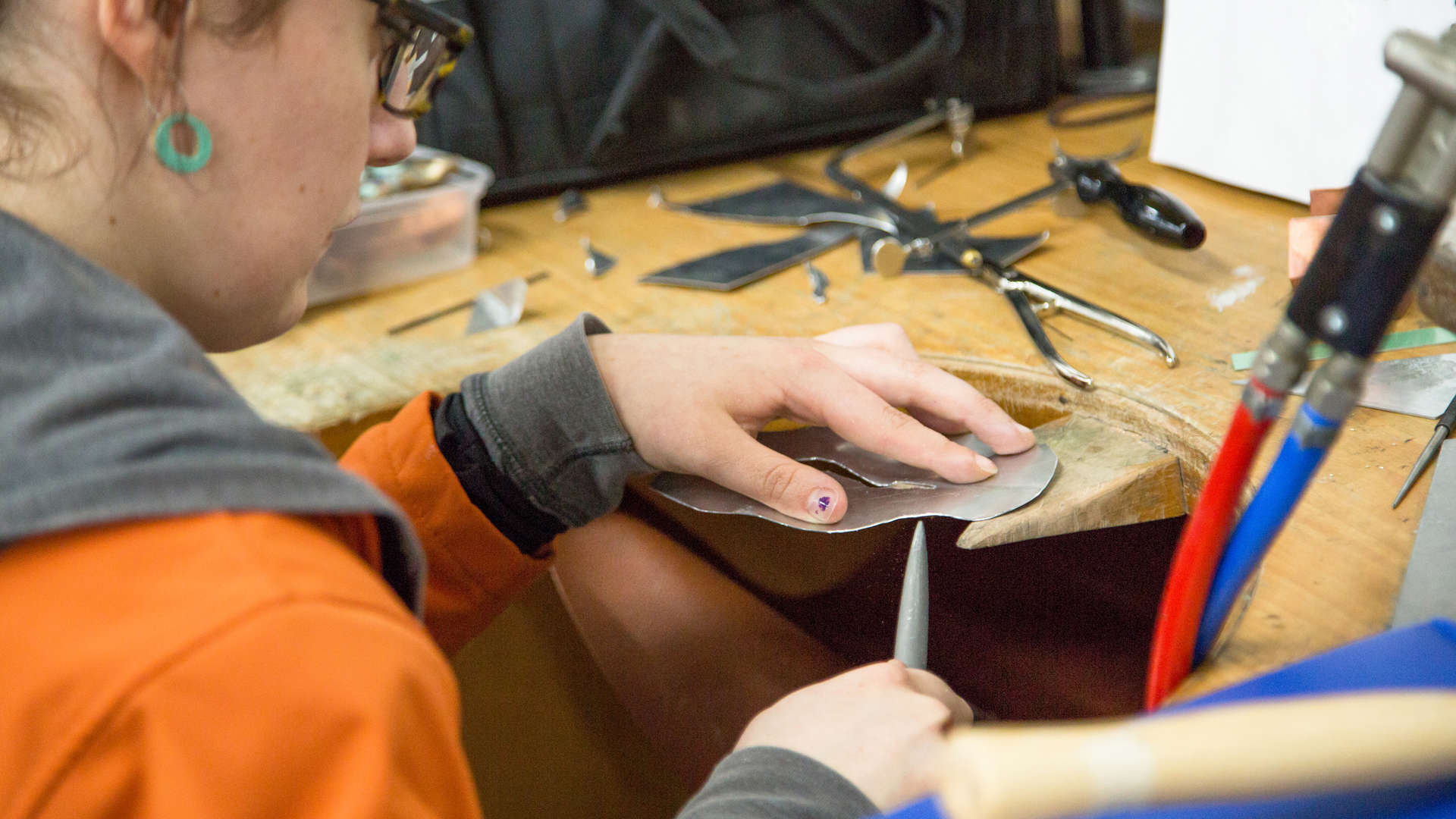 Jewellery and Metal Design BDes (Hons) | University of Dundee